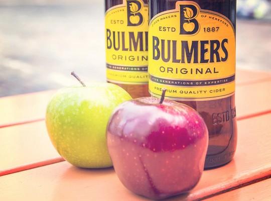 Bulmers Original & Pear