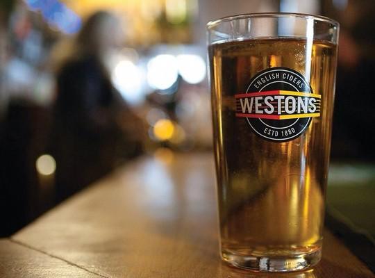 Westons Cider 20L BIBs