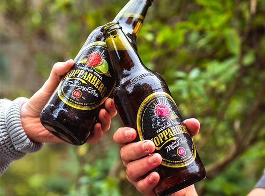 Kopparberg (bottles only)