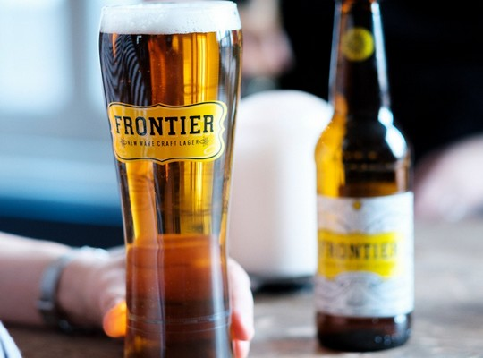 Frontier bottles