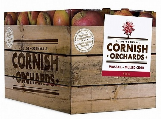 Cornish Orchards Wassail Mulled Cider