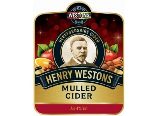 Westons Mulled Cider