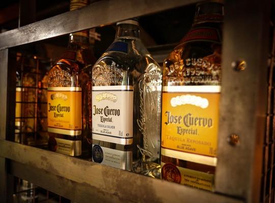 Jose Cuervo Especial Reposado & Silver Tequila