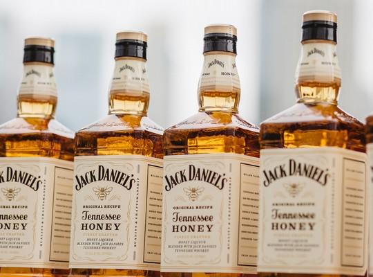 Jack Daniel's Honey 70cl