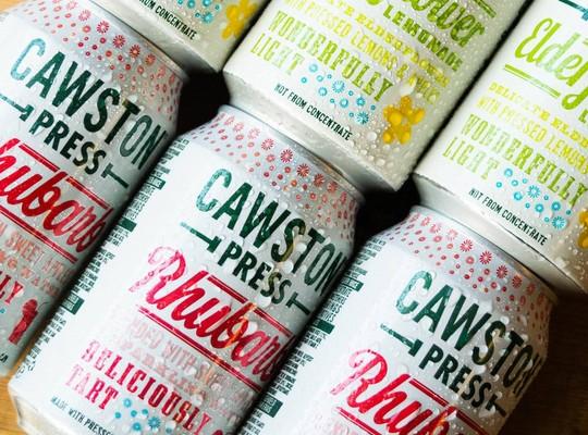 Cawston Press Cans