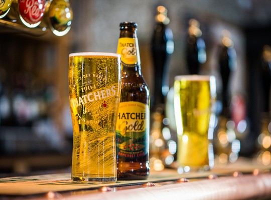 Thatchers Packaged Cider