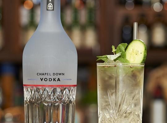 Chapel Down Gin & Vodka