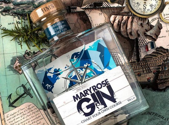 Mary Rose Gin