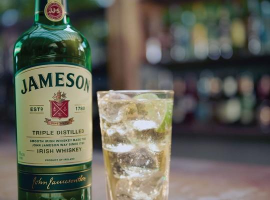 Jamesons Whiskey
