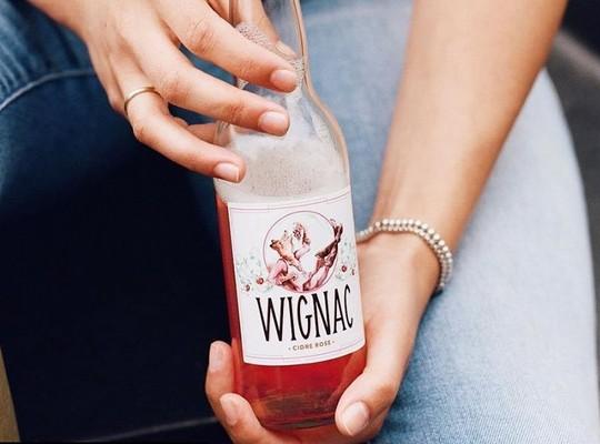 Wignac Rose and Naturel Cider