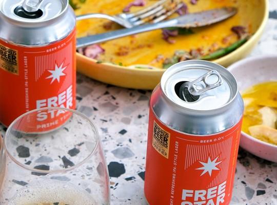Freestar Alcohol Free Beer