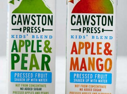 Cawston Press Kids Juices