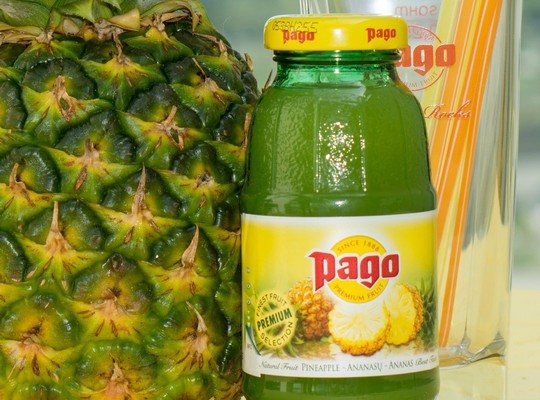 Pago - November Only