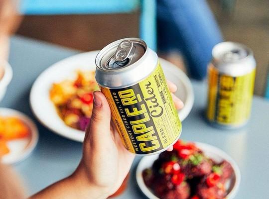 Caple Road Dry Cider