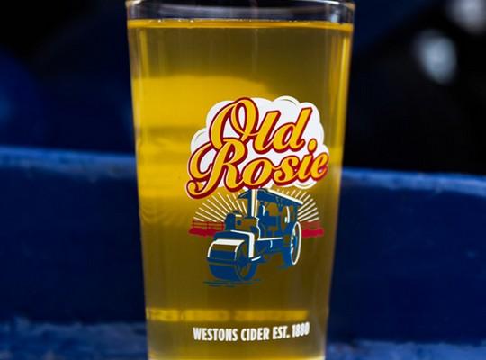 Weston's Cider