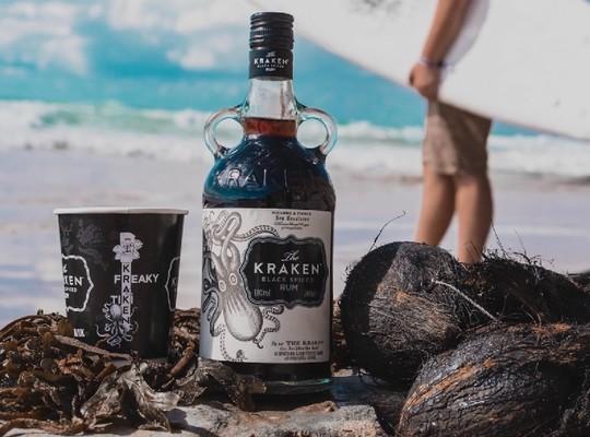 The Kraken Rum