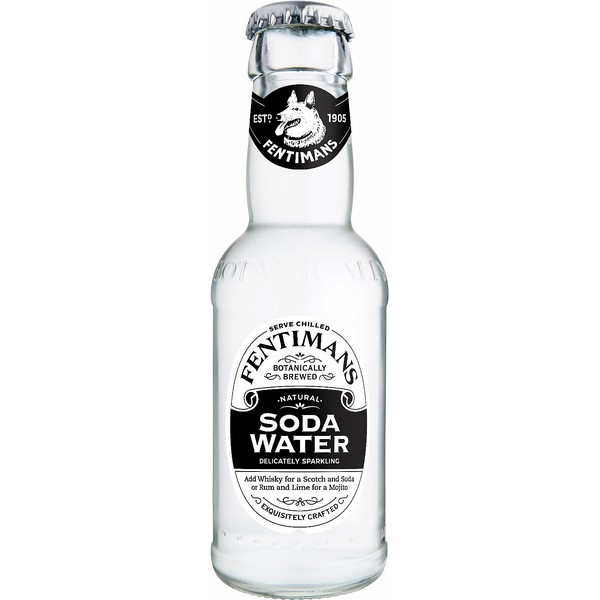 Fentimans Soda Water