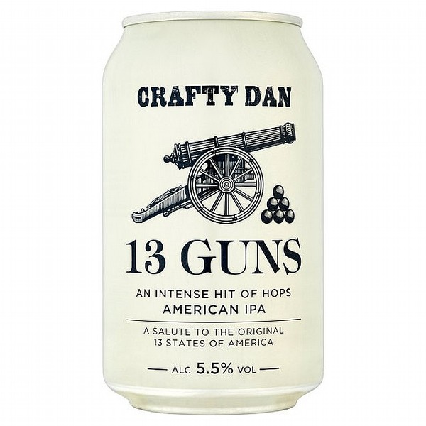 13 Guns IPA Cans