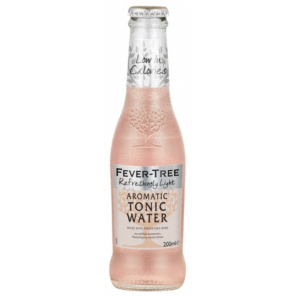 Fever-Tree Light Aromatic Tonic