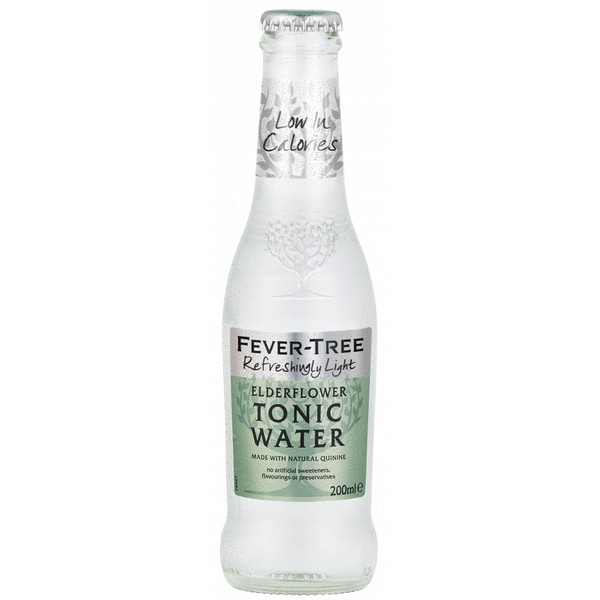 Fever-Tree Light Elderflower Tonic