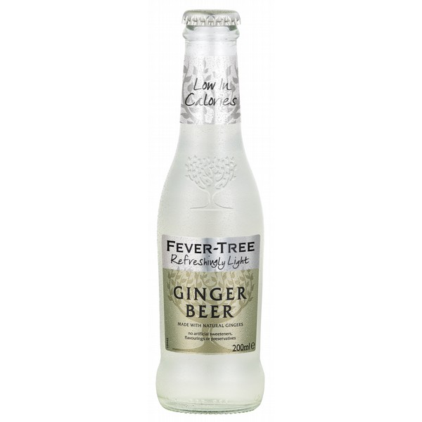 Fever-Tree Light Ginger Beer
