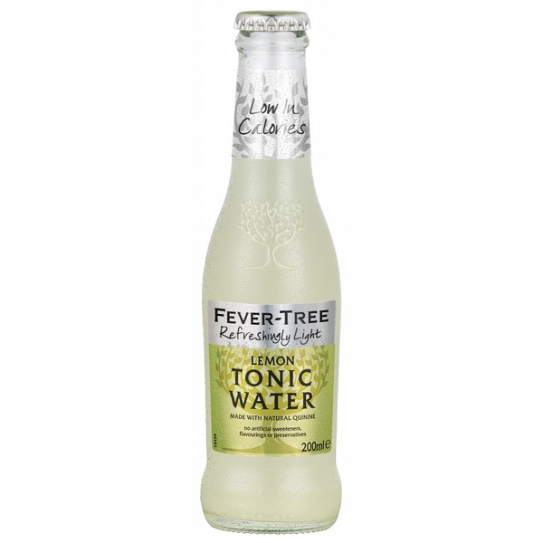 Fever-Tree Light Lemon Tonic