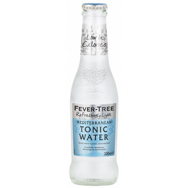 Fever-Tree Light Mediterranean Tonic