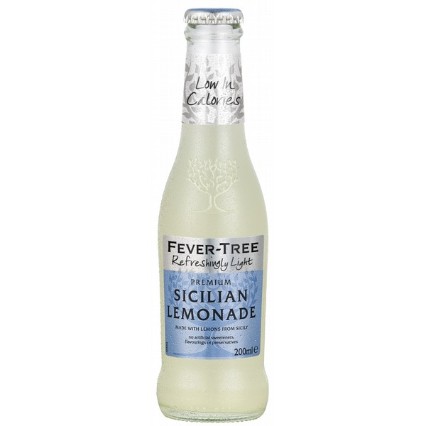 Fever-Tree Light Sicilian Lemonade