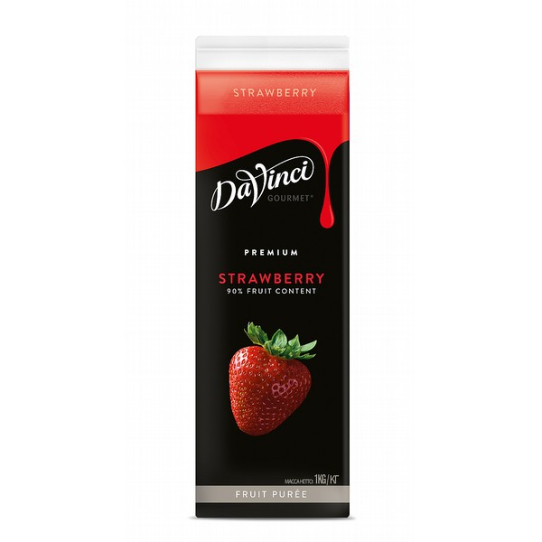 DaVinci Premium Strawberry Puree