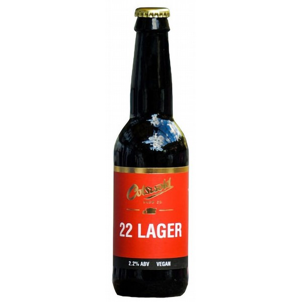 Cotswold Brew Co 22 Lager