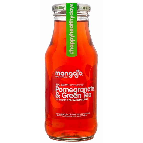 MangaJo Pomegranate & Green Tea