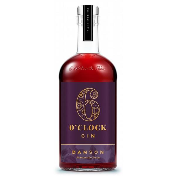 6 O'clock Damson Gin