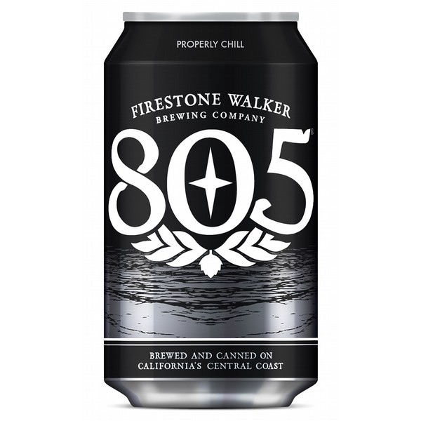 Firestone Walker 805 Cans