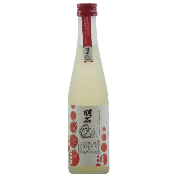 Akashi Junmai Ginjo Sparkling Sake
