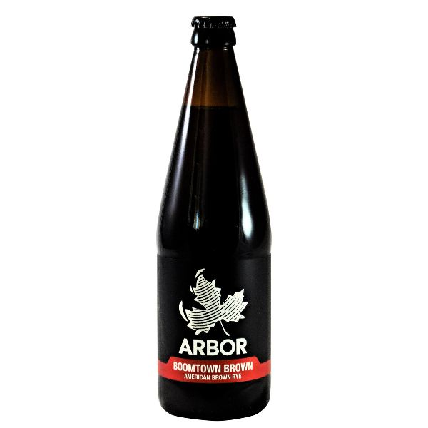 Arbor Ales Boomtown Brown