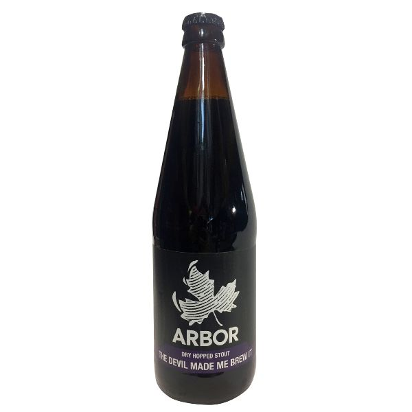 Arbor Ales The Devil Made Me Brew It