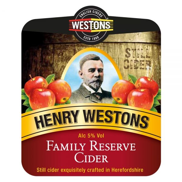 BIB Henry Westons Family Reserve