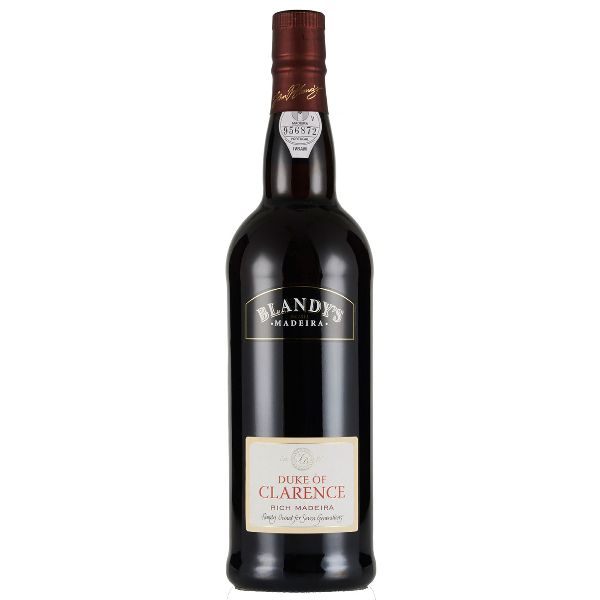 Blandy's Madeira Duke of Clarence