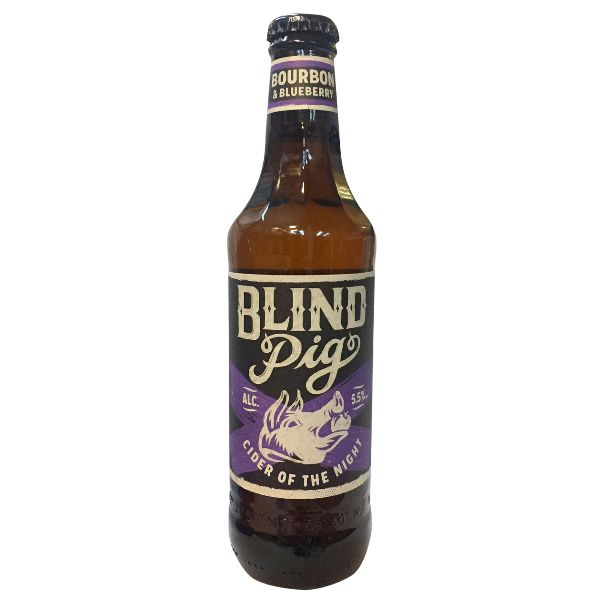 Blind Pig Bourbon & Blueberry