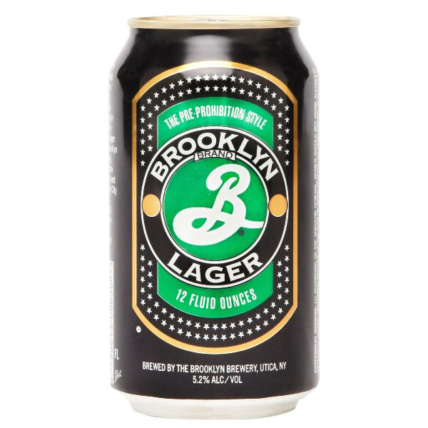 Brooklyn Lager Cans
