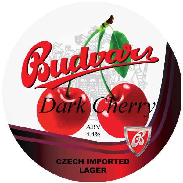 Budvar Dark Cherry