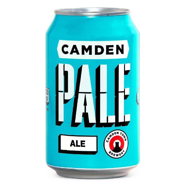 Camden Pale Ale Cans