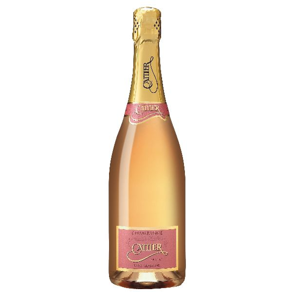 Cattier Glamour Rose Brut NV