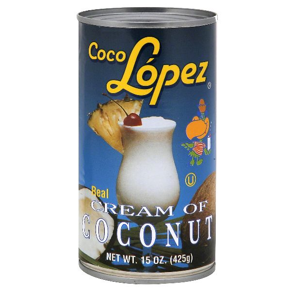 Coco Lopez Coconut Cream Tin