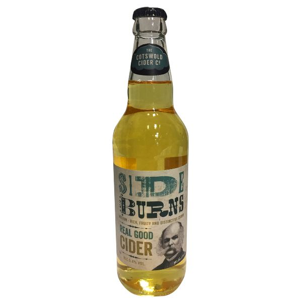 Cotswold Cider Company Sideburns