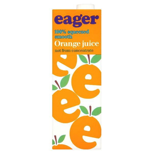 Eager Orange Juice