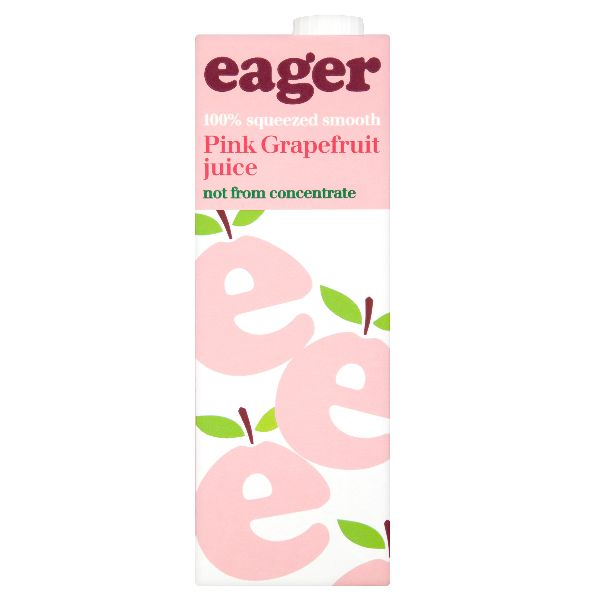 Eager Pink Grapefruit Juice