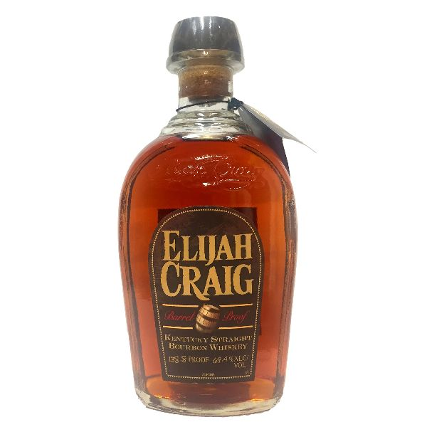 Elijah Craig Barrel Proof