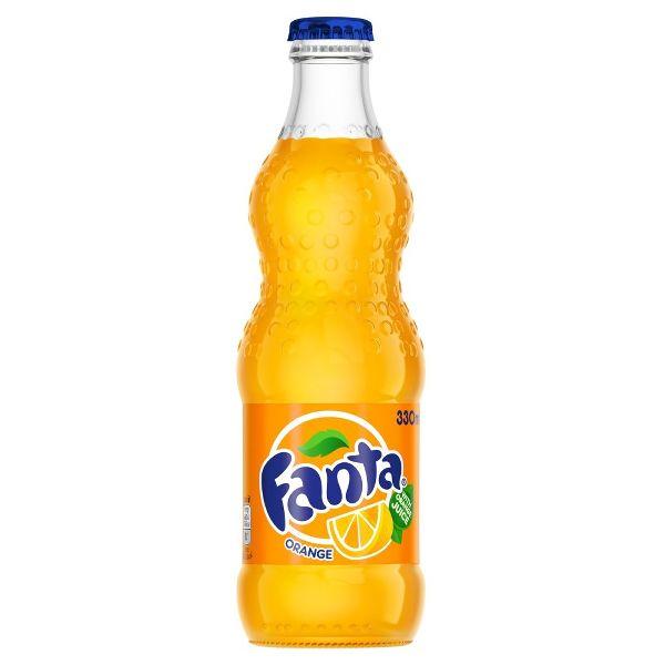 Fanta Orange Icon NRB