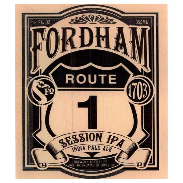 Fordham Route One Session IPA